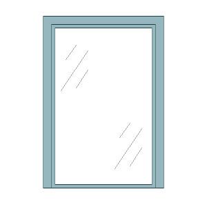 3 Sides Frame
